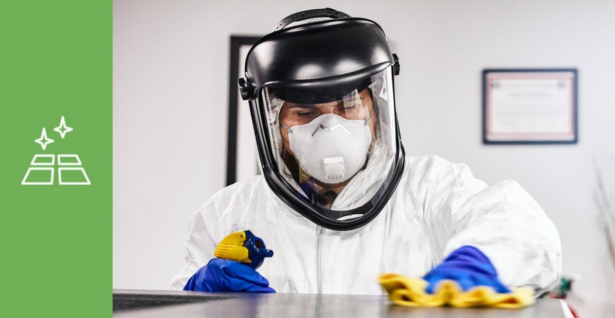 Desinfektion Firma